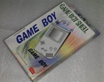 Yellow Shell Case for Gameboy Classic GB  Nintendo NIB Brand New