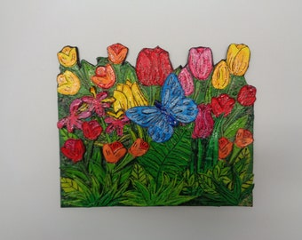 "Little Garden Series: ""Little Garden I"""