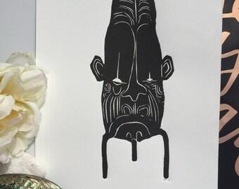 Moko by Dominique Baker