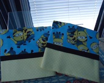 Minion pillowcases