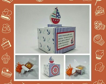Surprise custom message box
