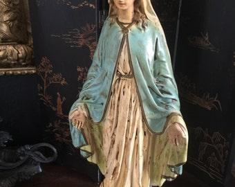 Mother Mary Sculpture/Statue/Figure
