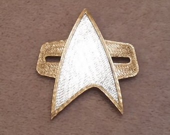Star Trek -Voyager- -Deep Space Nine- combadge