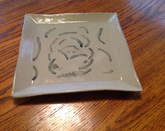 Flat Square Plate