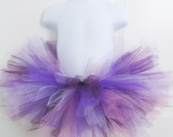 Shades of Purple Tutu - Other Colors Available