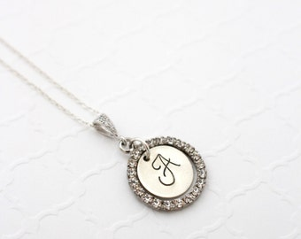 Christmas Gift For Mom Jewelry Personalized, Necklace From Son, Mom Gift From Son, Jewelry Mom Gift From Daughter Necklace Personalize