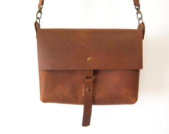 Leather Bag - Women's Bag - Women's leather bag - Personalization - Handmade - Custom Bag - Bag for every day - Leather bag handcrafted