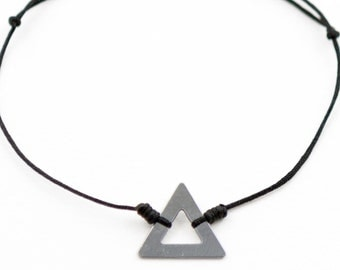 Bracelet polygon Triangle Gun