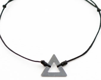 Bracelet polygon Triangle Gun