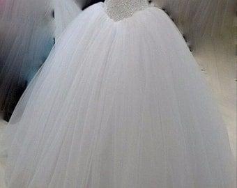 no sleeves crystal wedding dress princess wedding dress diamond