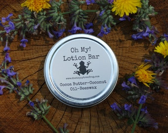 Oh My! Lotion Bar