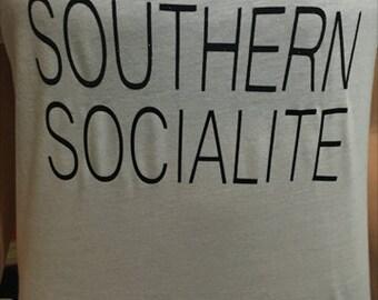 Southern Socialite Tee