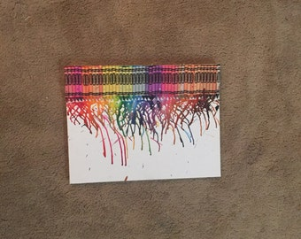 Crayola Crayon Art