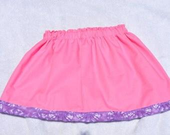 Girls' Pink Skirt
