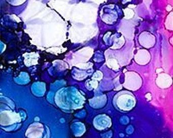 Distillation Series: Purple