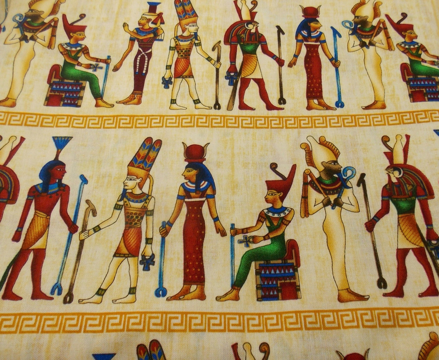 Egyptian Fabric Egyptian Kings Egyptian Queens Ancient