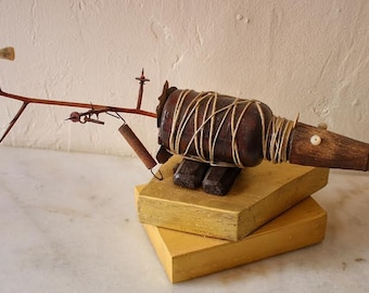 Anteater Assemblage by G Haas