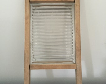 Crystal Washboard (Small)