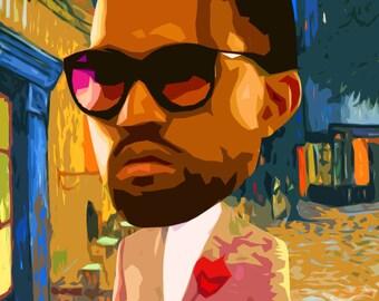 Big Headed Kanye
