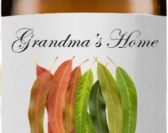 Eucalyptus Oil- 5mL+ - Grandma's House 100% Pure and Natural Theraputic Aromatherapy Grade Essential Oils