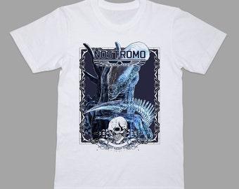 Xenomorph T-shirt Tee Shirt Movie Alien Inspirited Gothic Skull Hard Rock Rocker Alternative Muerte