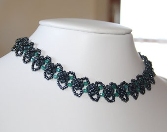Fashion jewelry, chocker, Choker, neck - end of the lane
