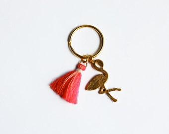 Flamingo Keychain - Flamingo Keyhanger