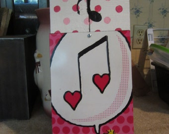 Sing Your Own Song Wall Art