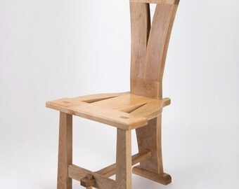 Highlander Chair - Maple