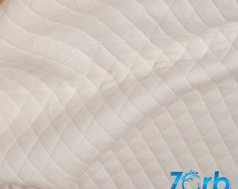 """Zorb® 2 Diamond Super Absorbent Fabric (30"""" wide, sold by the yard)"""