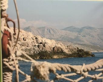 The Coast of Dubrovnik