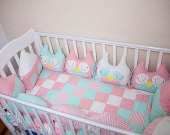 TEXTILES PARA BEBE, Baby bumper, bassinet / bed bumper pad