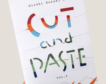 zine『CUT and PASTE vol.4』