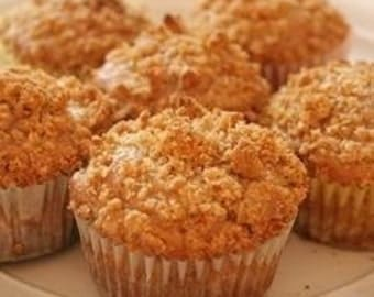 Cinnamon Apple Pie Muffins