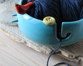 Custom Order Bird and Nest Yarn Bowl - 4-6 weeks for delivery