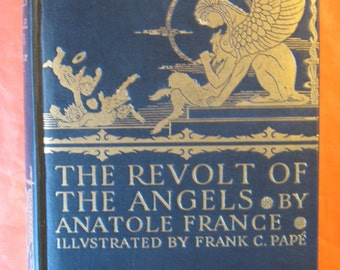 The Revolt of the Angels by Anatole France
