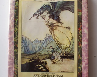1974 Fairy Tales From Many Lands, Illustrated By Arthur Rackham