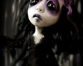 Gothic Ghost Art Doll Decoration Dark Fantasy Faerie Fairy Fei