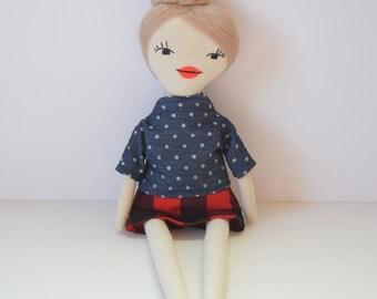 Rag Doll - Maddie