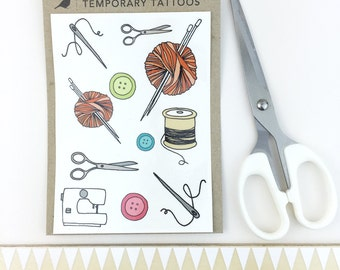 craft temporary tattoos