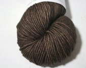 hand dyed yarn - Simple SW DK - Mink Stole colorway