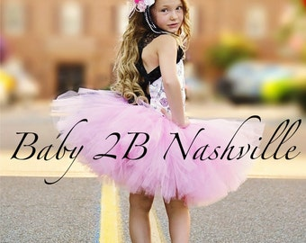 Pink Paris Costume Tutu Costume Paris Tutu Birthday Costume Baby Paris Costume Toddler Costume Party Costume Birthday Dress