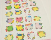 Kawaii Notes Stickers~