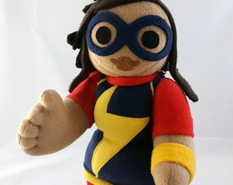 Cuddly Plush Marvelous Miss