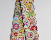 Camera Strap Cover - includes padding and lens cap pocket - Bodilla