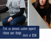 Custom Apparel - You pick the design