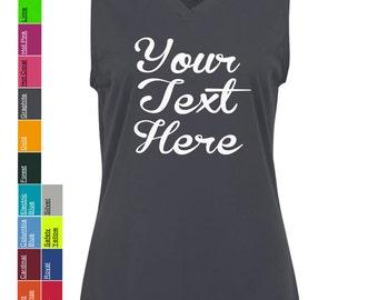 Sleeveless T Shirt Etsy