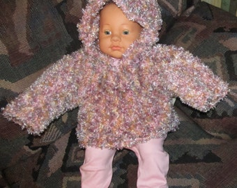 Pink Baby Hoodie for Baby