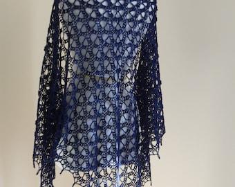 Marlowe Shawl ~ PDF Crochet Pattern