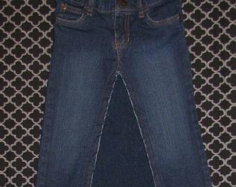 Girls Jean Skirt -5